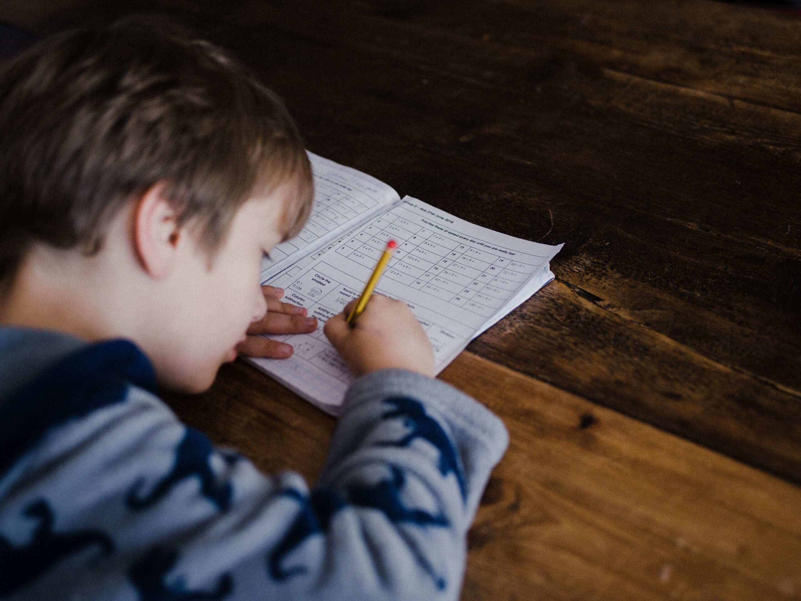 How to Prepare Your Home For Homeschooling This Fall