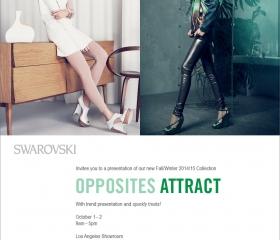 Swarovski® Event – Opposites Attract